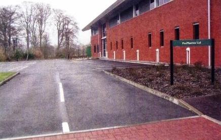 Block K, Todd Campus